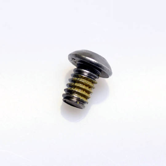 6-Lobe Screw 1/4-20 x 3/8 SS BH Patch