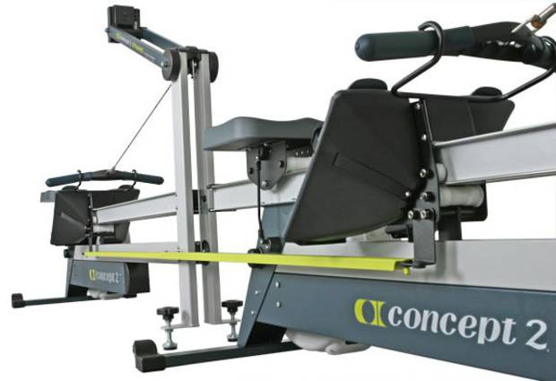 Link Assembly Dynamic Rower