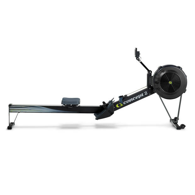 Black Model D PM5 Indoor Rower