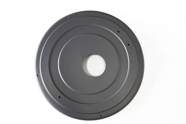 Flywheel Cover Back (Inside Pan)