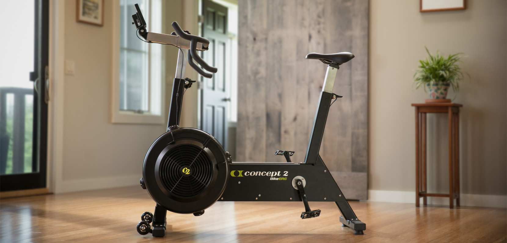 Concept 2 - Bike Erg
