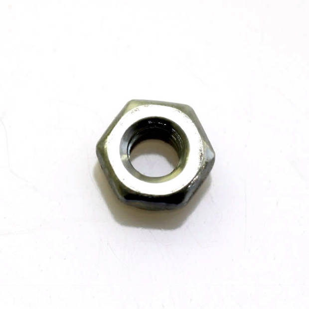 Nut 1/4 - 20 ZP Thin Nylock